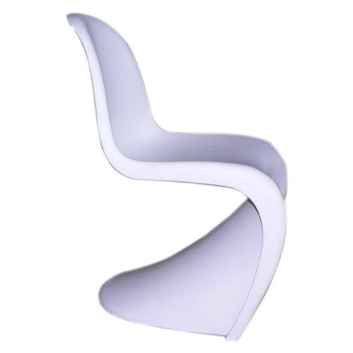 vitra 44003004 panton chair seit 1999 weiss